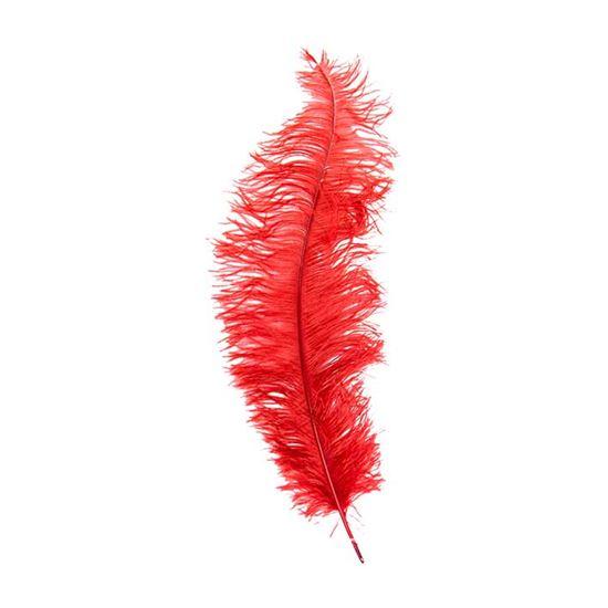 Veer groot harde kleuren - Rood
