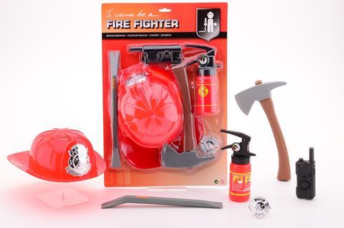 Verkleedset brandweer