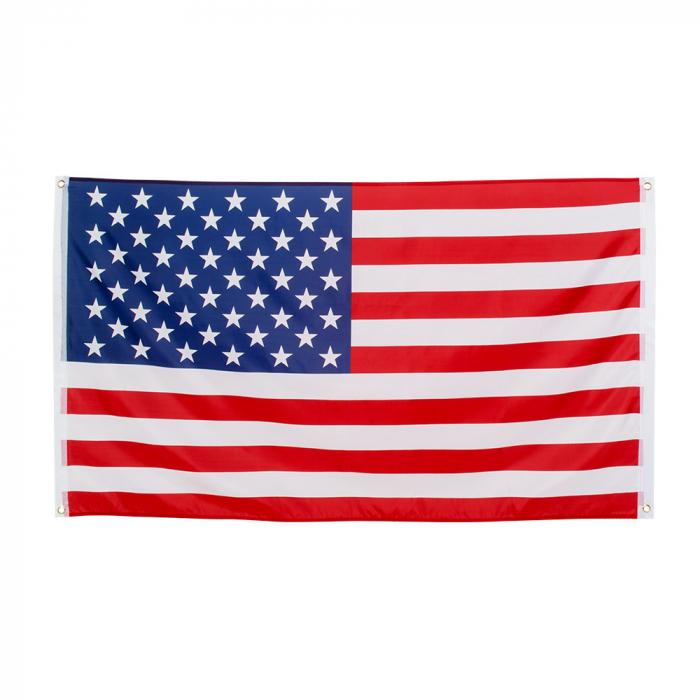 Vlag Amerika 150x90cm