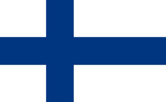 Vlag Finland 150x90cm