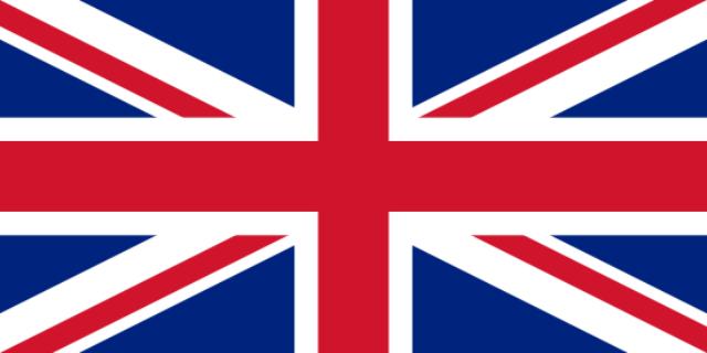 Vlag Groot Brittannie 150x90cm