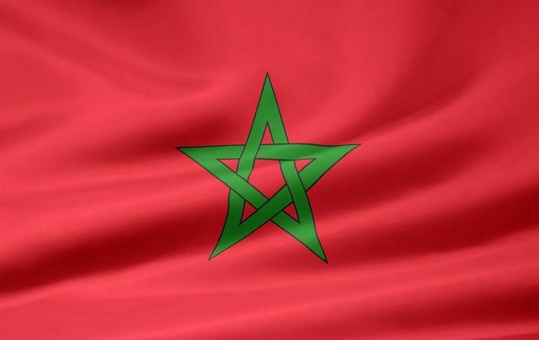 Vlag Marokko 150x90cm