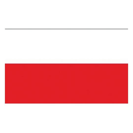 Vlag Polen 150x90 cm
