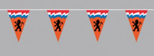 Vlaggenlijn 6m vlag+leeuw