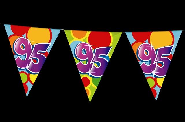 Vlaggenlijn 95 jaar