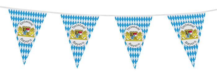 Vlaggenlijn Bayern 10 meter