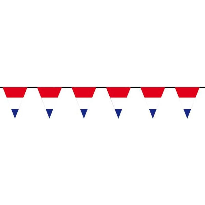 Vlaggenlijn Nederlandse vlag