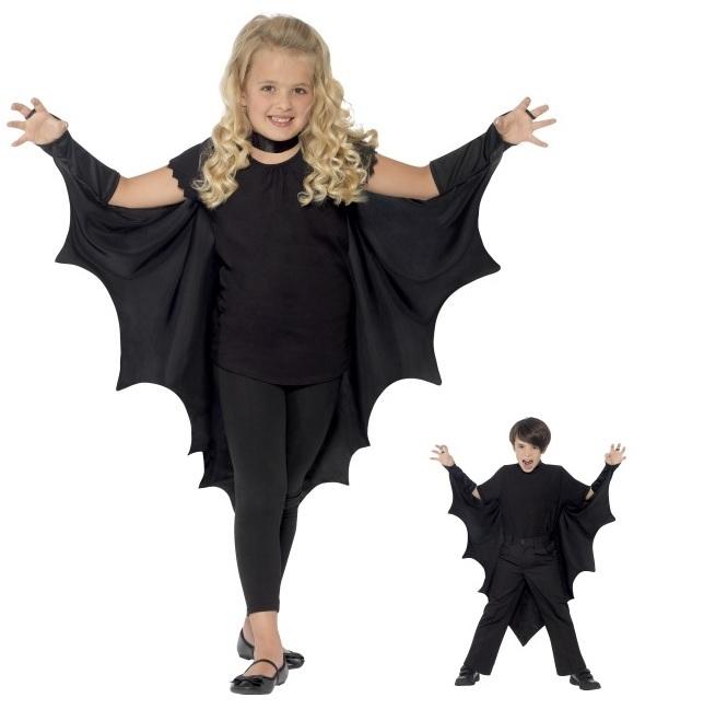 Vleermuis vleugels kind