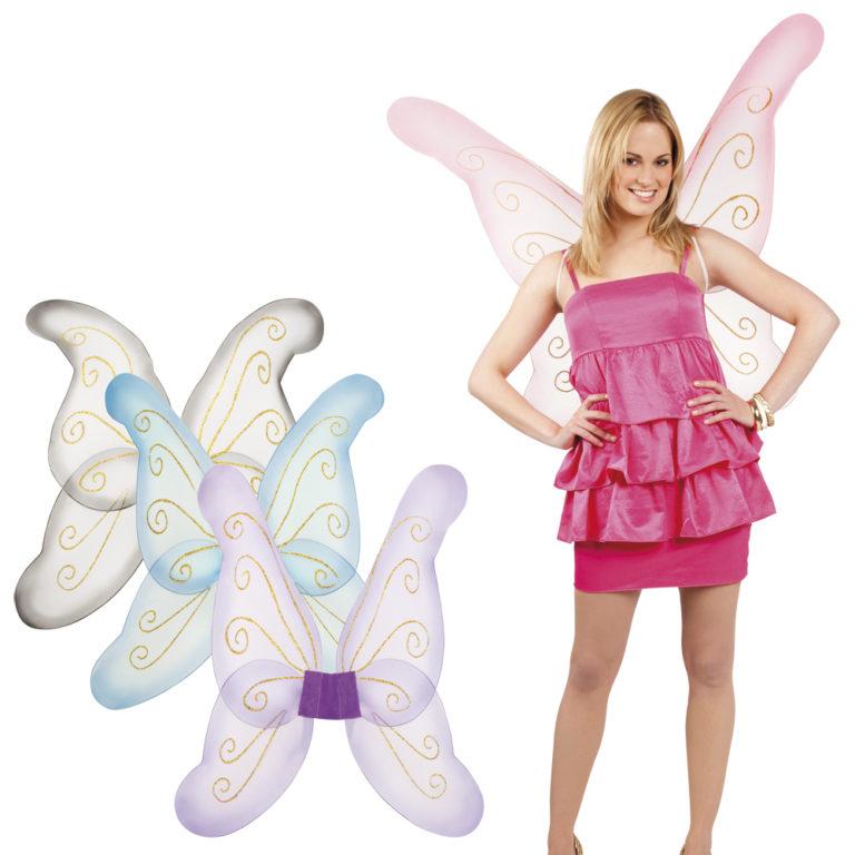 vleugels elf 76 X 80 cm