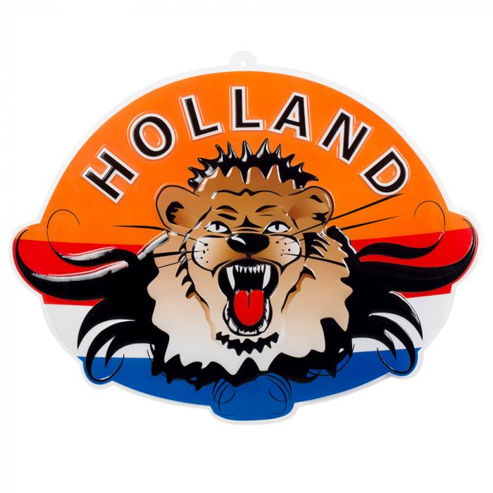 Wanddecoratie Holland 65 x 85cm