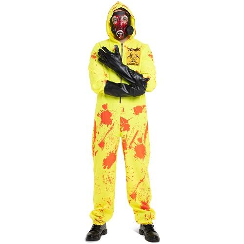 Zombie hunter kostuum - L/XL