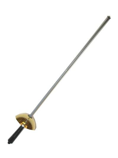 Zorro zwaard met gouden handvat